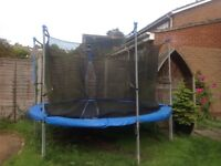 Free ... 8ft trampoline