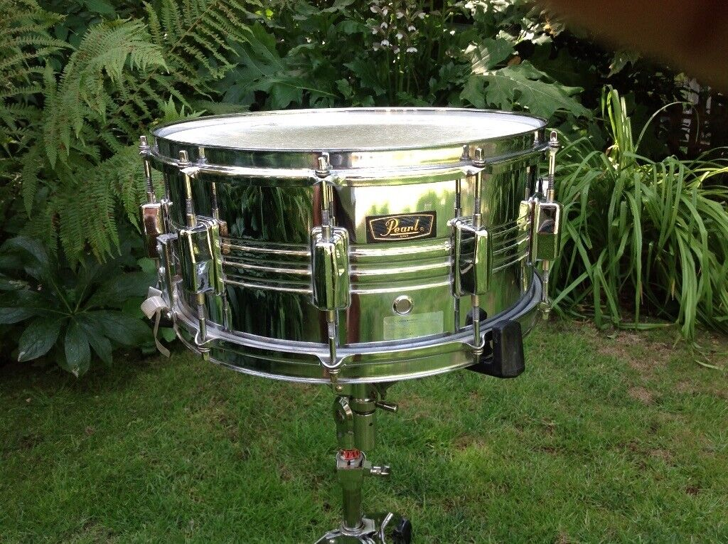 Pearl Jupiter COB snare drum