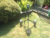 Ryder golf trolley