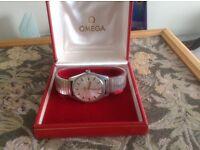 Omega 'Geneve' Men's Watch