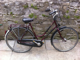 Azor Toronto 1960s vintage Dutch bicycle