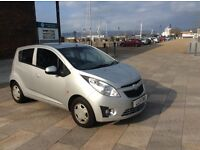 LOVELY 11 PLATE CHEV SPARK. FULL MOT. FDSH. TEACHER OWNED. EXC CAR