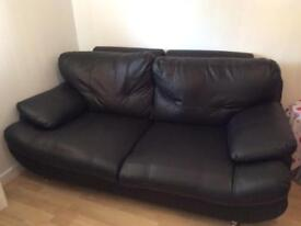 Faux Leather Sandy 3+2 Seater sofa