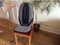 Massage Chair- Homedics dual action Shiatsu chair Massager