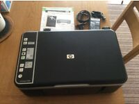 HP deskjet F4100 printer