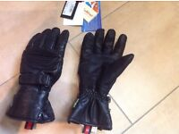 Ladies leather size S motorcycle gloves