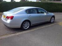 Lexus GS300 Full Lexus Service History Low Mileage