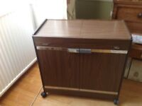 Phillips hostess trolley in good working order