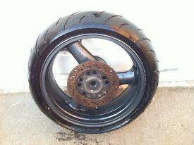 Kawasaki ZX7R P1-P7 Rear Wheel