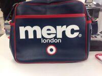 Merc messenger bag RRP £32.99...NOW £20