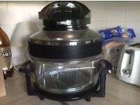 Tower halogen cooker