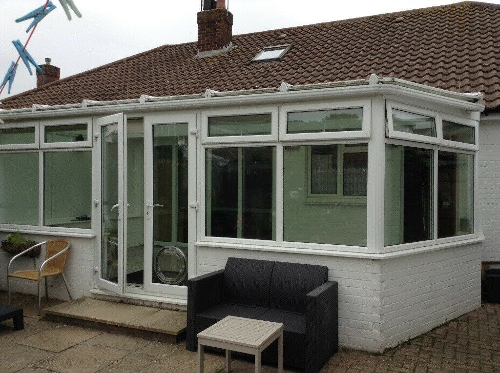 Conservatory Windows Doors Solid Upvc End Wall Panels