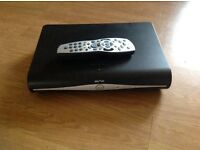 SKY HD BOX 500gb LATEST MODEL AND 2nd ROOM BOX AND TWO REMOTES FREE DELIVERY INCLUDED