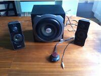 Speakers 2.1 - Woxter Big Bass 260