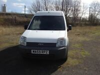 FORD TRANSIT CONNECT. HI ROOF. DIESEL