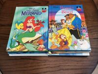 Collection of 10 Disney Books