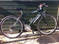 Edinburgh Contour 300 Mountain Bike 16inch/40cm frame