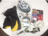 Cycling. accessories bargain