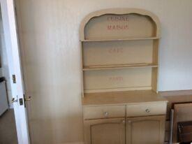 Lovely shabby chic dresser.