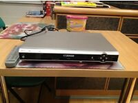 Acoustic solutions cd/DVD player model 204 with remote