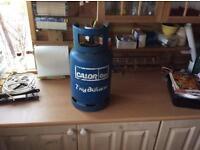 7kg calor gas bottle