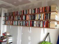 Shed load of books for sale, fiction and non-fiction. Offers.