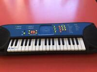 Child's Electronic Keyboard
