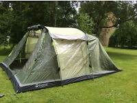 OUTWELL Birdland 5 TENT with awning/ Extension. Ideal family tent, great quality.