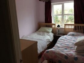 1 TWIN Thur/Friday still available ACCOMMODATION CHELTENHAM FESTIVAL GOLD CUP RACE WEEK £70 pppn