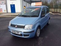 Fiat Panda 2009, No Deposit Finance, 12 months MOT,