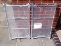 2 new Chrome Towel Warmers