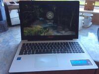 Asus X553M Intel Celeron 2.16 GHz; 4 Gig RAM; 750 Gig HDD