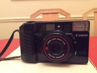 Canon Sureshot Original 38mm 1:2:8 Camera