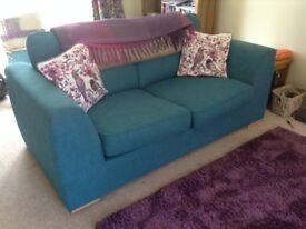 DFS sofa bed and chair