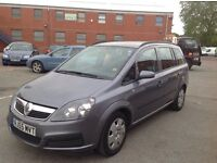 Vauxhall Zafira Automatic Good Runner with history and mot
