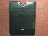 Cerruti 1881 leather ipad sleeve (brand new)