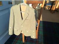Boys (piping)Tweed Jacket age 9-12