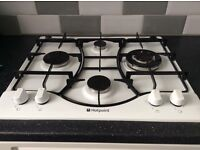 Double electric oven and gas hob.....reduced for quick sale