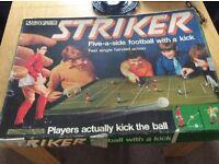 Striker football game