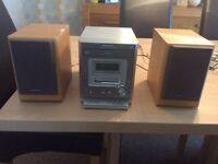 Panasonic HIFI CD Stereo System
