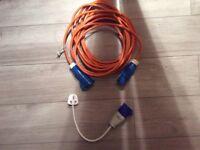 CARAVAN / MOTORHOME ELECTRIC 10MTR CABLE