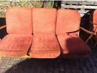 Ercol 3 seater Windsor 203 sofa.Excellent condition £200 ono