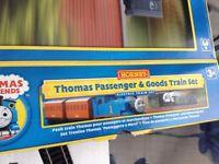 Hornby Thomas the tank train set, as new £45