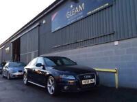 2010 AUDI A4 2.0TDI S-LINE 81k FSH NEW TIMING BELT KIT £47 per week FINANCE!