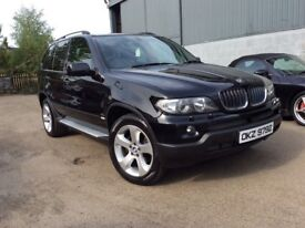 2004 BMW X5 3.0D SPORT One Owner only 90K FINANCE AVAILABLE
