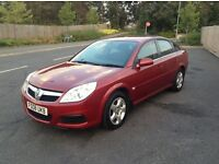 2008 VAUXHALL VECTRA 1.9 CDTI 6 SPEED DIESEL 120 EXCLUSIVE 120 FULL HISTORY BARGAIN NOT ASTRA VW