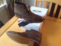 Mens Lambretta Boots (Size 9)