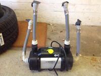 Bristan 50 variaspeed shower pump