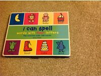 I can spell books