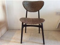 Vintage retro dining chairs - set of 4